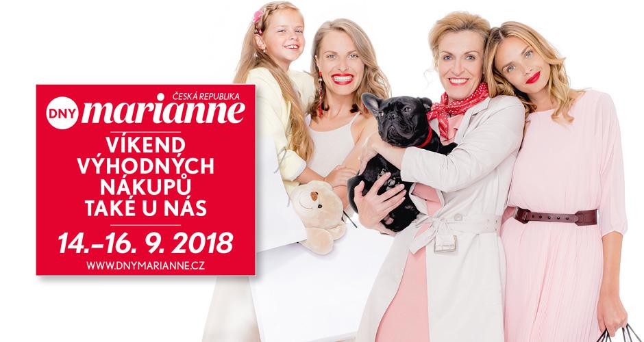 Dny Marianne 2018