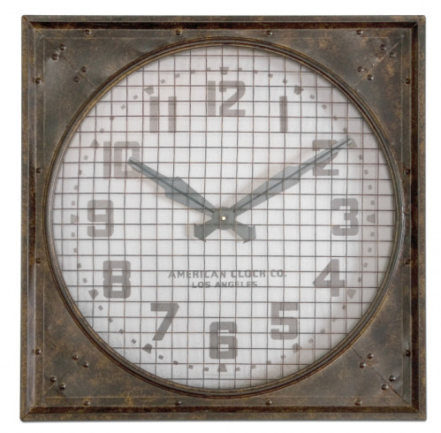 Hodiny Warehouse Clock