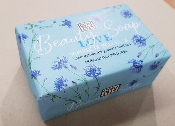 Beauty soap mýdlo Chrpa, 300g